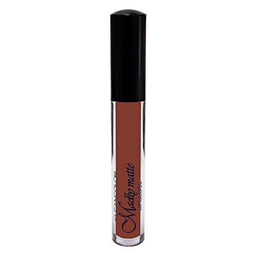 Set of 6 Colors Madly MATTE Lipgloss Bold & Vivid Color Matte Lipgloss Set #5