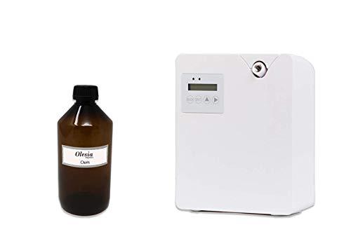 Weele Professionele Elektrische Parfumeur Om Grote Ruimtes te Parfumeren met Nisida Parfum 500 ml