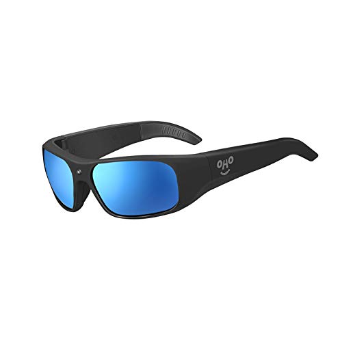 28ea68d0991f Waterproof Video Sunglasses, 1080P HD Outdoor Sports Camera with 32GB  Memory & Polarized Lenses