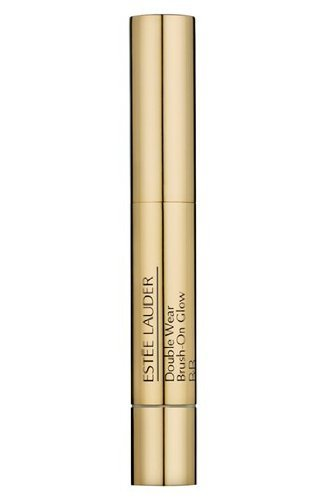 EstEEe Lauder Double Wear Brush-On Glow BB Highlighter - Light Medium (warm) / 0.07 oz, (BNIB). by Estee Lauder