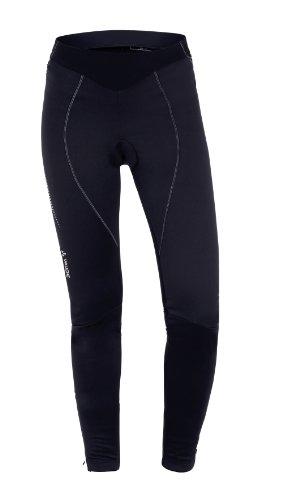 VAUDE Damen Hose Womens Advanced Warm Pants, Black, 42, 04806