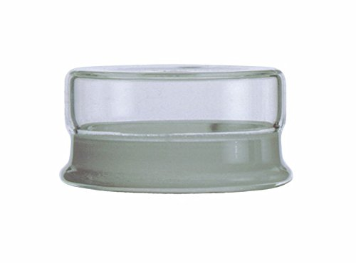 Kimble 15180-3412 Stopper Cap for Weighing Bottle, Borosilicate Glass