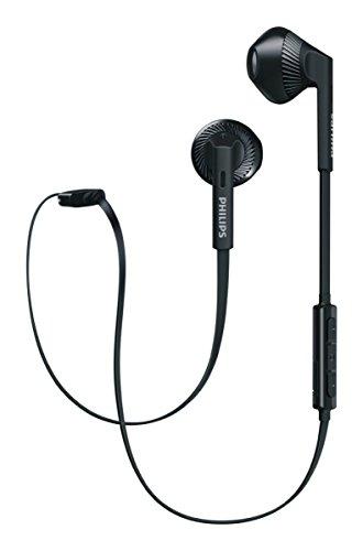 Philips SHB5250BK FreshTones Wireless Bluetooth
