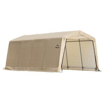 Enclosed Canopy (ShelterLogic 10 x 20- Feet New Auto)