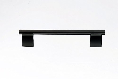 [Top Knobs M1095  Wellington Bar Pull Steel] (Wellington Bar Pull)