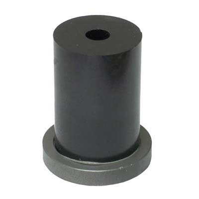Nozzle, Boron Carbide, Straight Bore, Gun Insert, 1/4'' Bore
