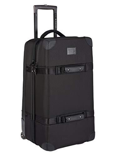 Burton Wheelie Double Deck Travel Bag, True Black Ballistic