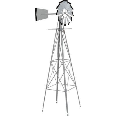 Windmill Tower (Strongway Ornamental Windmill - 8ft. Tall)