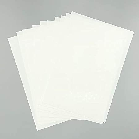 Placas de l/áminas retr/áctiles ultrafinas de 0,2 mm artesan/ía pedag/ógica Duradera DIY Tutyuity 1 Pieza de l/ámina retr/áctil Transparente Style Transparent