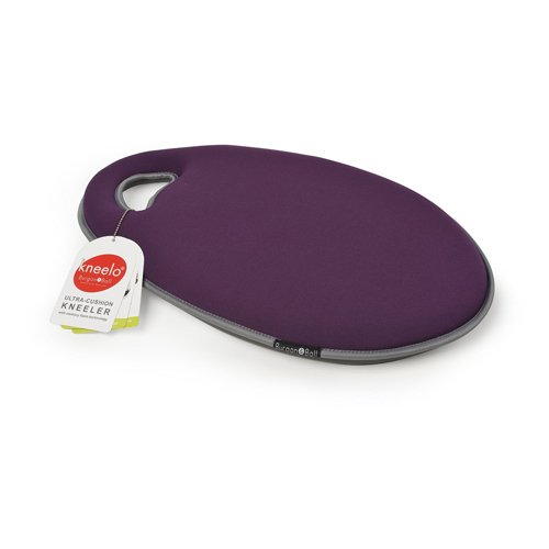 Burgon & Ball Kneelo Kneeler Ultra Cushion Garden Gardening-plum