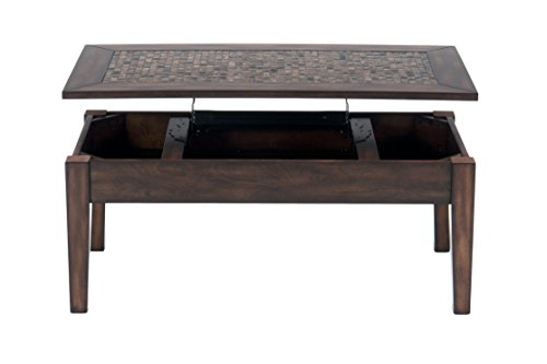 Jofran: 698-5, Baroque, Rectangle Lift Top Cocktail Table, 48
