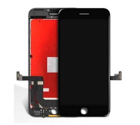100% original Apple iPhone 8 Plus Retina Display LCD Pantalla Táctil Cristal nuevo negro ✅ ✅ Original 3d Touch ✅ Envío de Viena ✅ Incluye IVA: ...