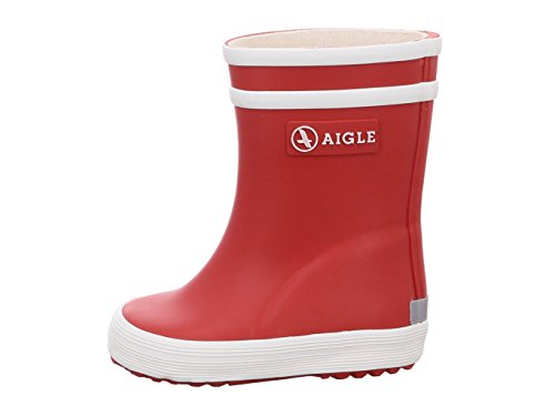 Aigle Baby Flac, Unisex Gummistiefel Red