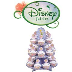 Wilton Disney Fairies Cakescapes Cupcake Stand