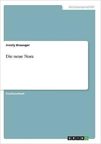 Book Die neue Nora