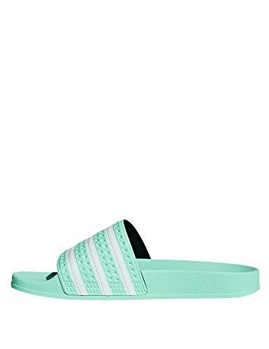 Chaussures Vert Plage De Adidas ftwr Femme amp; Adilette W White Mint White Piscine Clear Mint clear clear ExnCEtw8qF