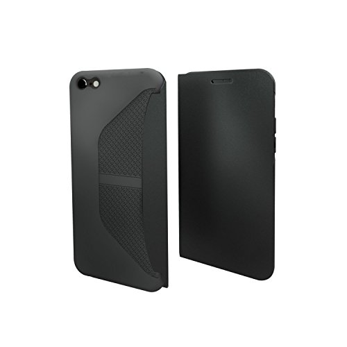 Muvit iPhone 6+ Easy Folio Card Case Black
