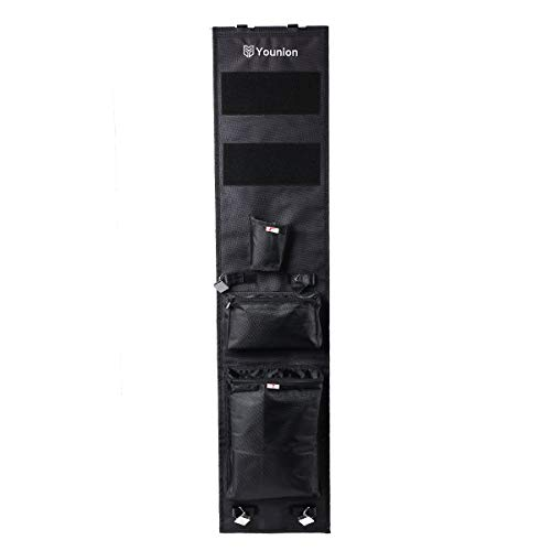 Younion Gun Safe Door Panel Organizer - Fully Customizable & Adjustable Storage Solution