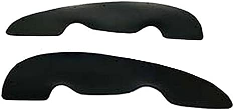 Chevy S-10 Blazer Performance Accessories Made in America Gap Guards for 3 body lift PA6526 fits 1984 to 2003