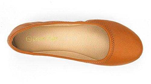 7a36d98c2b37 Jual DREAM PAIRS Women s Sole Happy Ballerina Walking Flats Shoes ...