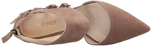 Dress Women's Trustme West Natural Suede Nine Pump qaxwIwd