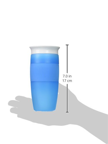 Munchkin Miracle 360 Sippy Cup, Blue, 14 Ounce 11478