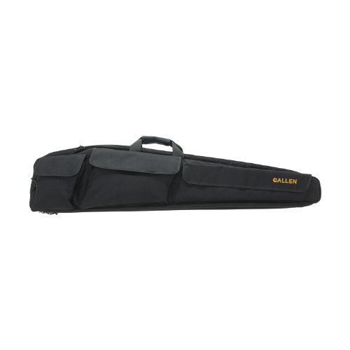 Allen Grand Junction Double Rifle Case, Black, - Junction Grand Stores