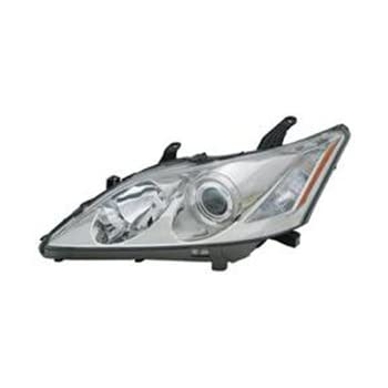 lexus es 350 headlight condensation