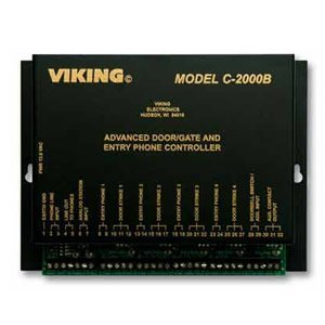 Viking C-2000B Door Entry Controller from Viking Components