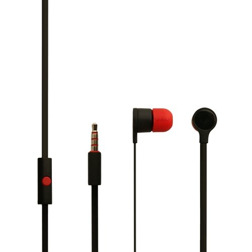 in Black for One E8 in-Ear Headphones in-Ear Earphones 3.5 mm Jack Stereo Audio HTCHB3 ()
