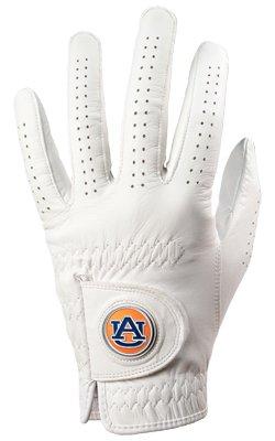 Auburn Tigers Golf Glove & Ball Marker – Left Hand – Medium / Large   B00BFKT2VW