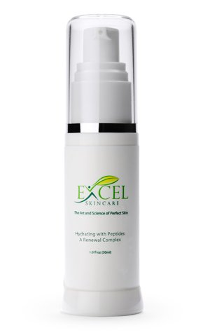 Hydrating with Peptides 1oz/30ml - Reduces Fine Lines and Wrinkles