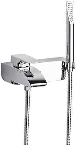 Roca Thesis - grifo monomando exterior baño y ducha con inversor ...