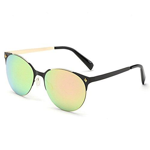 My.Monkey Color lenses Sunglasses Outdoor Fashion Polarized Wayfarer Sunglass - Mako Sunglasses