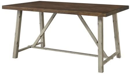 Better Homes And Gardens Collins Dining Table 4 Seater Amazon Co Uk Kitchen Home