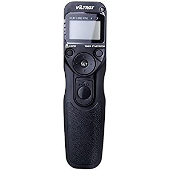 Amazon Com Viltrox Mc C1 Timer Lapse Intervalometer