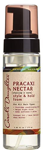 Carols Daughter Pracaxi Nectar Styling Foam, 5.85 Fluid Ounce