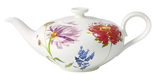 Villeroy & Boch Anmut Flowers Teapot