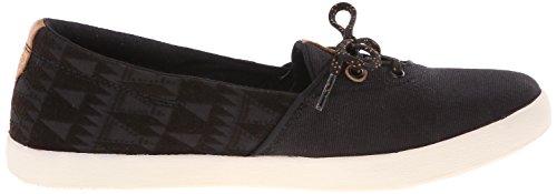 Teva Vrouwen Wilg Slip-on Schoen Zwart