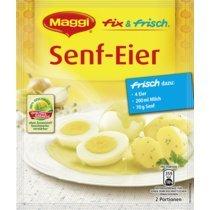 MAGGI fix & frisch Mustard Eggs (Senf-Eier) (3 Bags)