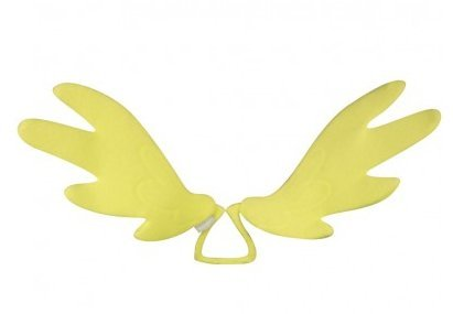 My Little Pony Plush Costume Wings (Yellow)