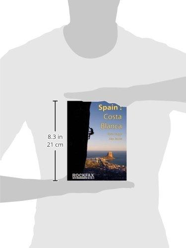 Costa Blanca Spain Rockfax Guide. Rock Climbing Guide ...