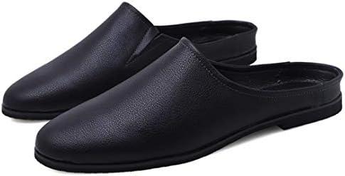 かかとなし カジュアルシューズ メンズ スリッパ 無地 シンプル ドライビングシューズ 防滑 通気 軽量 スリッポン メンズシューズ スムーズ サボサンダル モカシン 手作り 紳士靴 大人 疲れにくい ローファー