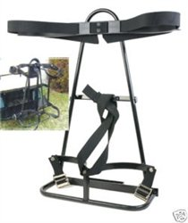 Golf Cart Rear Seat Kit Golf Club Bag Attachment by PARTS Direct