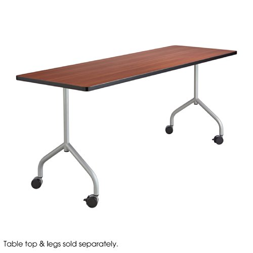 Training Room Table (Safco Products 2075SL Impromptu  Mobile Training Table T-Leg Base 28