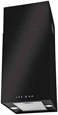 Campana extractora F.BAYER SAND IS40S 40 cm Negro Extracción 850 m³/h EEK A LED: Amazon.es: Grandes electrodomésticos