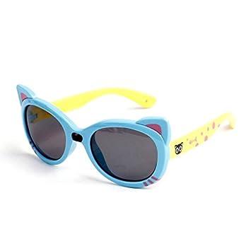 Gafas de sol niño lindo bebé suave gel de sílice gafas de ...