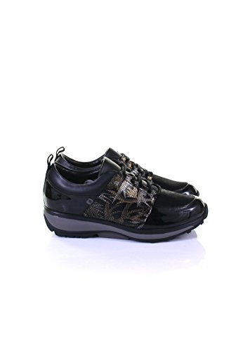company Black b shoe Donna Stringate Scarpe Emporio Xsensible v R05qpwxWwT