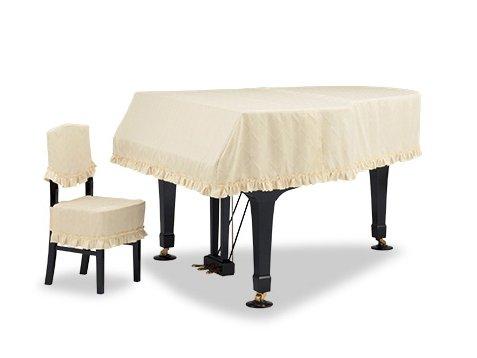 グランドピアノカバー GP-590CI ヤマハ C1X用 (椅子カバー別売)B075MHC7Q4