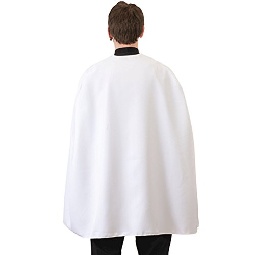 White Superhero Cape (White Cape Costume)